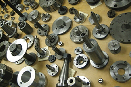 Balancing Equipment Tooling